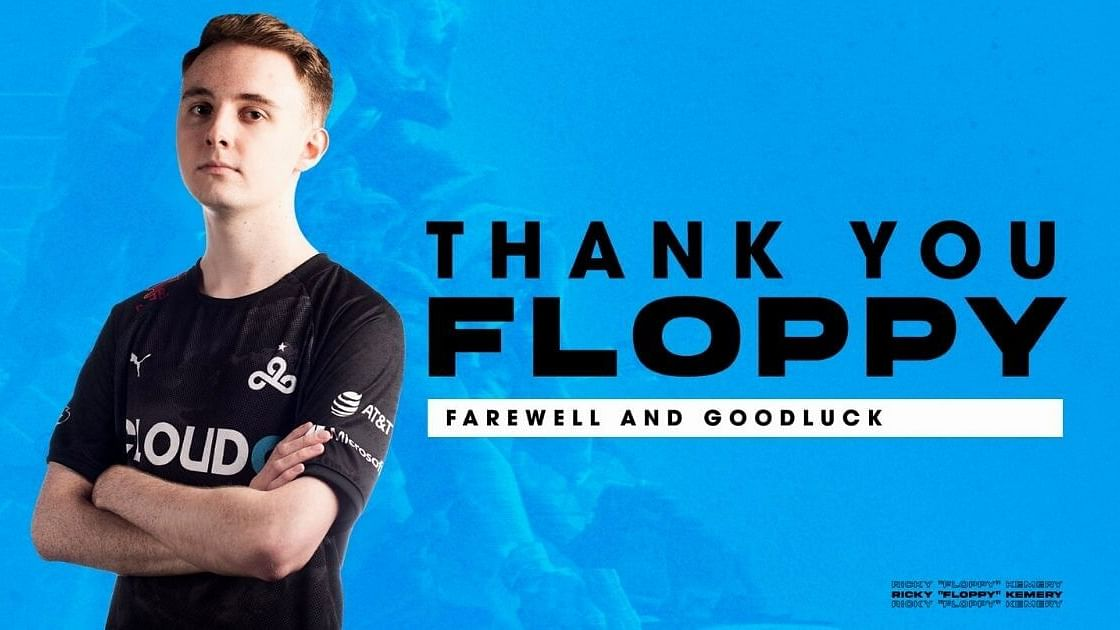 Cloud9 Blue Mutually Part Ways With Floppy