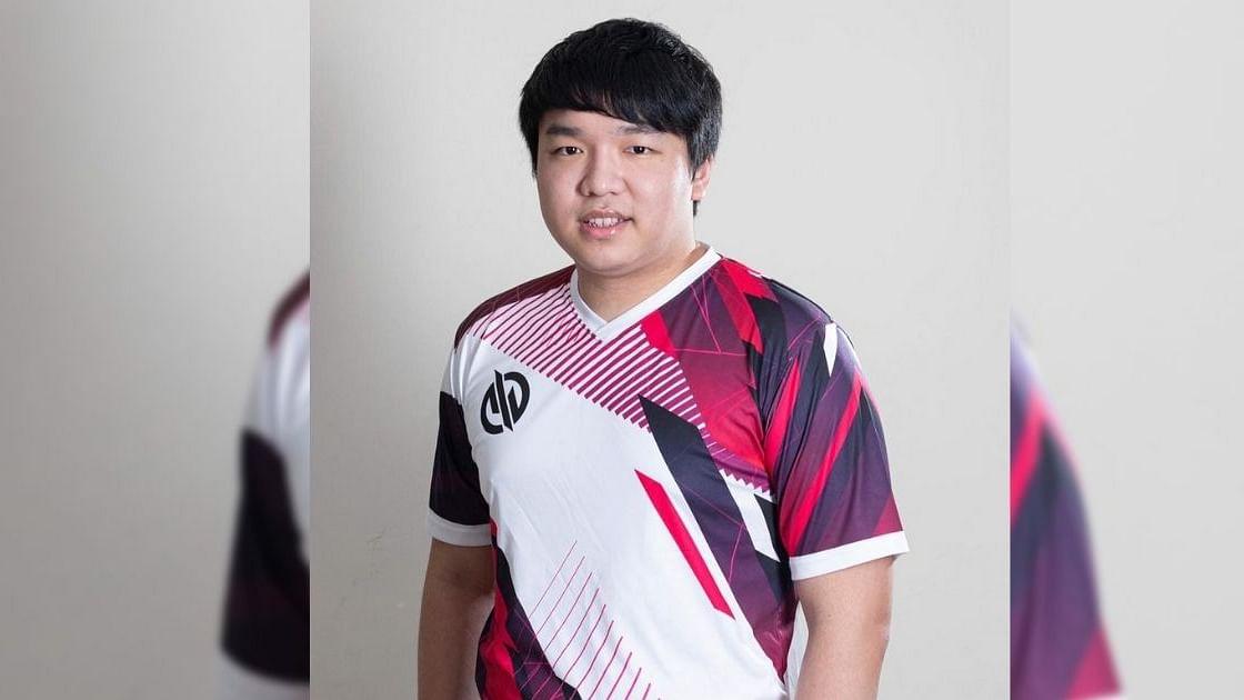 Masaros - Team Thailand's offlaner in theIESF World Championship 2021
