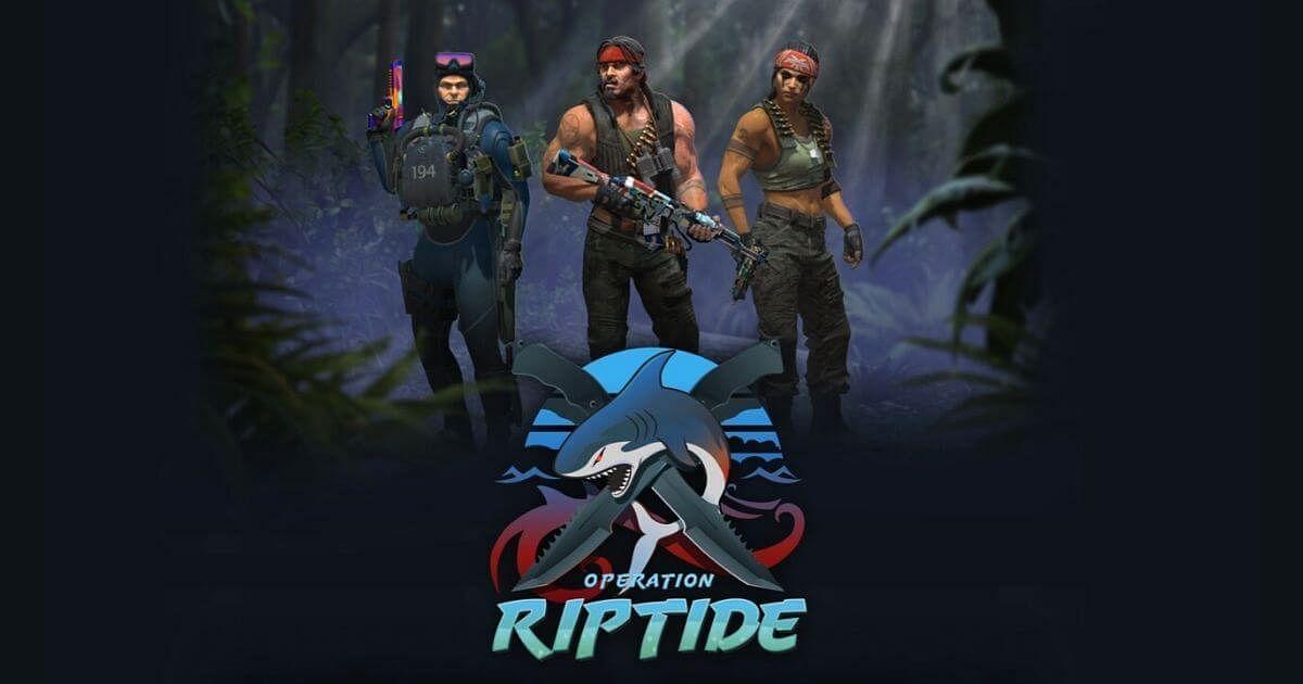 Valve Announces Eleventh CS:GO Operation - Operation Riptide Complete Details