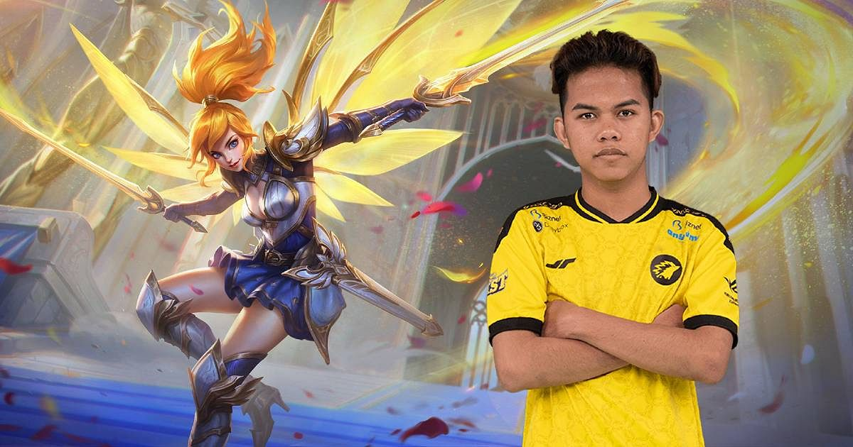 ONIC Esports's  Sanz Proved that Fanny Can Still be Viable in Pro Play