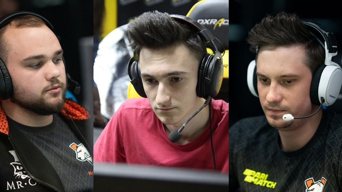 Some of the most experienced CIS Dota 2 players get together at NAVI