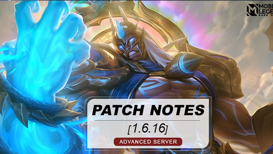 Mobile Legends Advanced Server Patch 1.6.16 Revealed