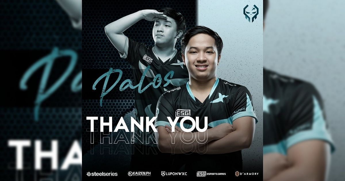 Execration and Palos have officially parted ways with each other