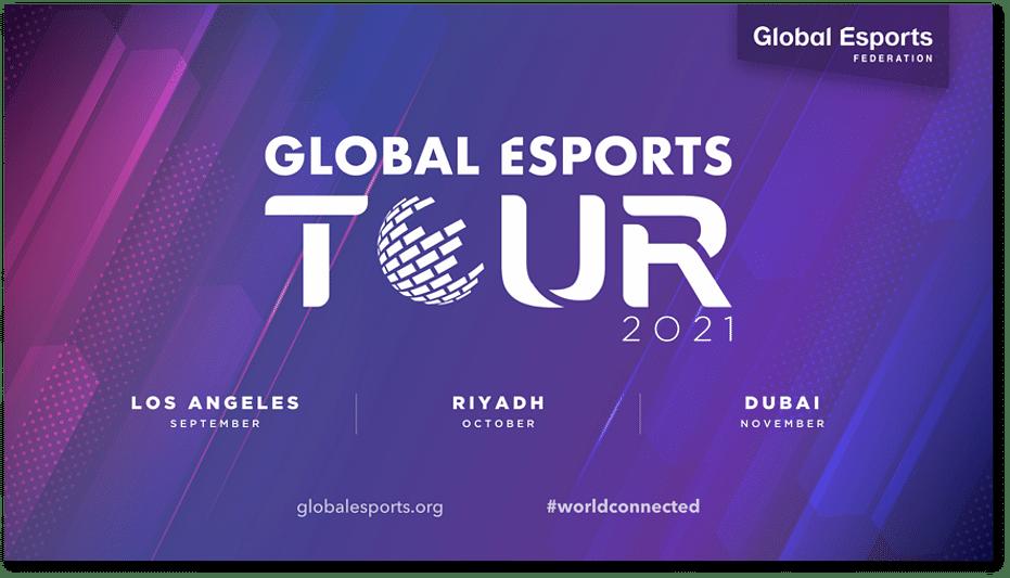 Global Esports Tour 2021