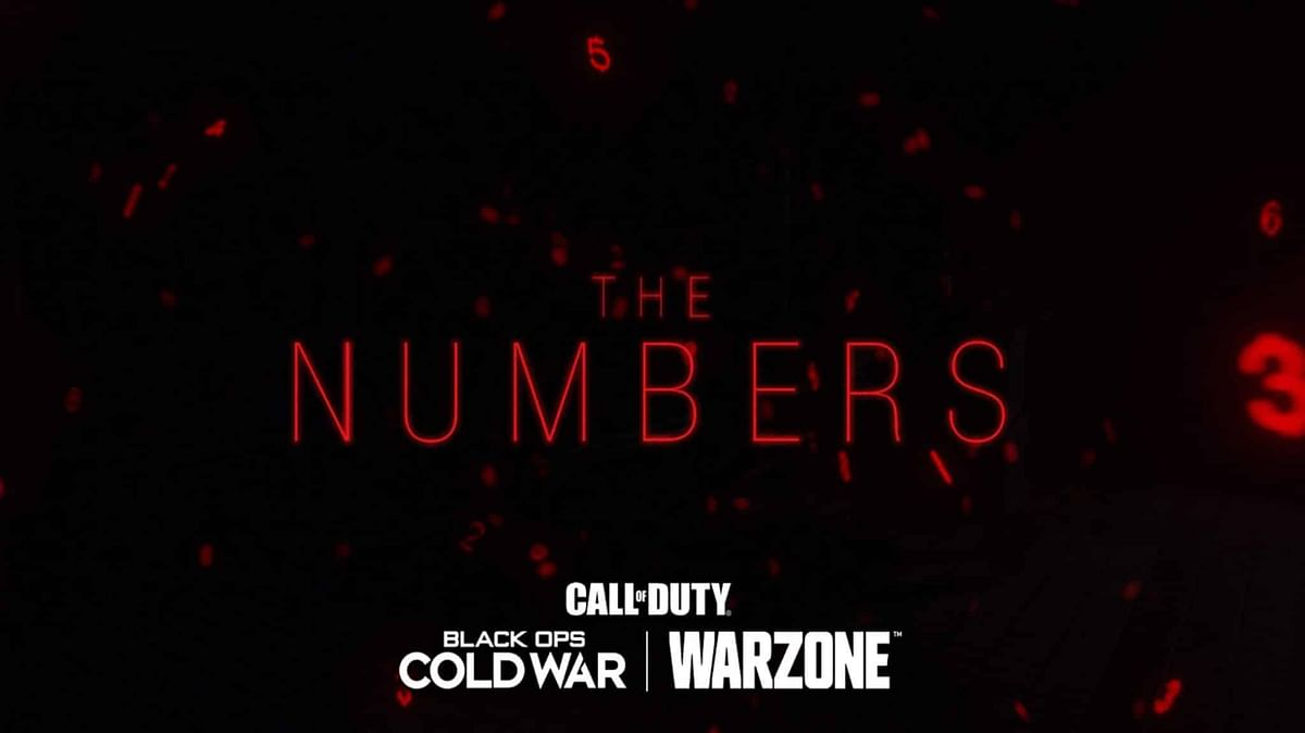 Warzone Season 5 The Numbers Event