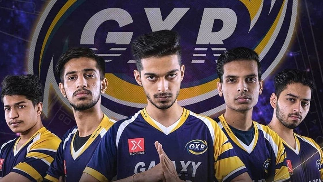 Galaxy Racer Bench BGMI Players RoXX, Ultron, Owais Indefinitely Due To Multiple Issues
