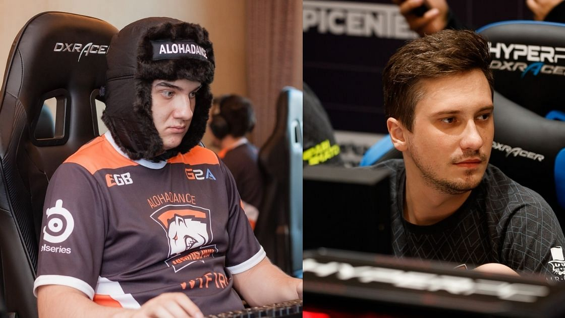 ALOHADANCE and Solo have also played for Virtus.pro in the past, but at different times