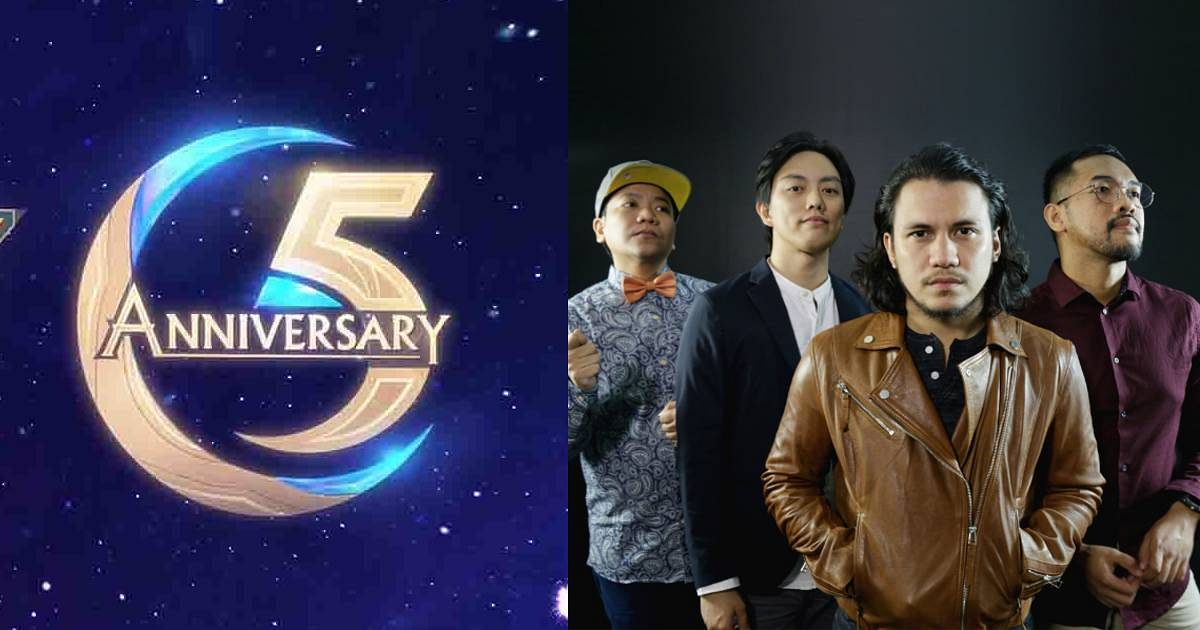 Mobile Legends to Host 5th Anniversary Gala 2021 Feat. Sponge Cola