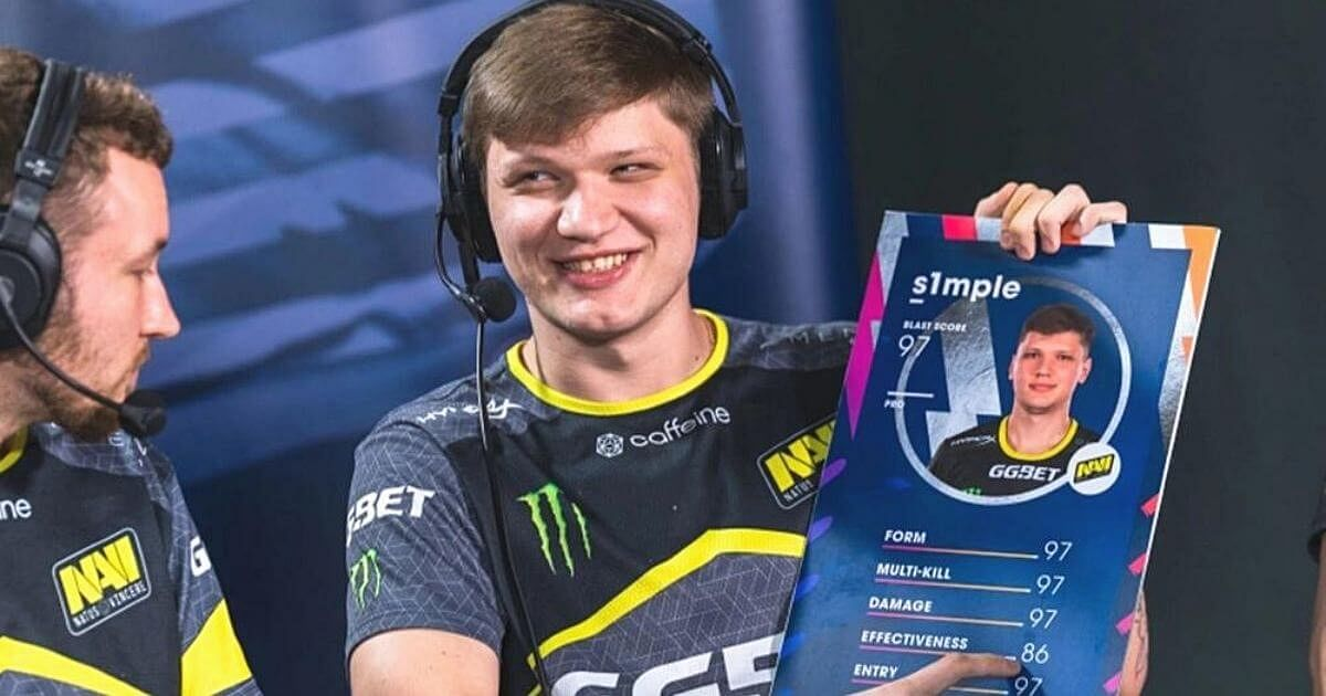 Russian Ice Hockey Player Donates More Than 51,000 Rubles To CS:GO Star S1mple