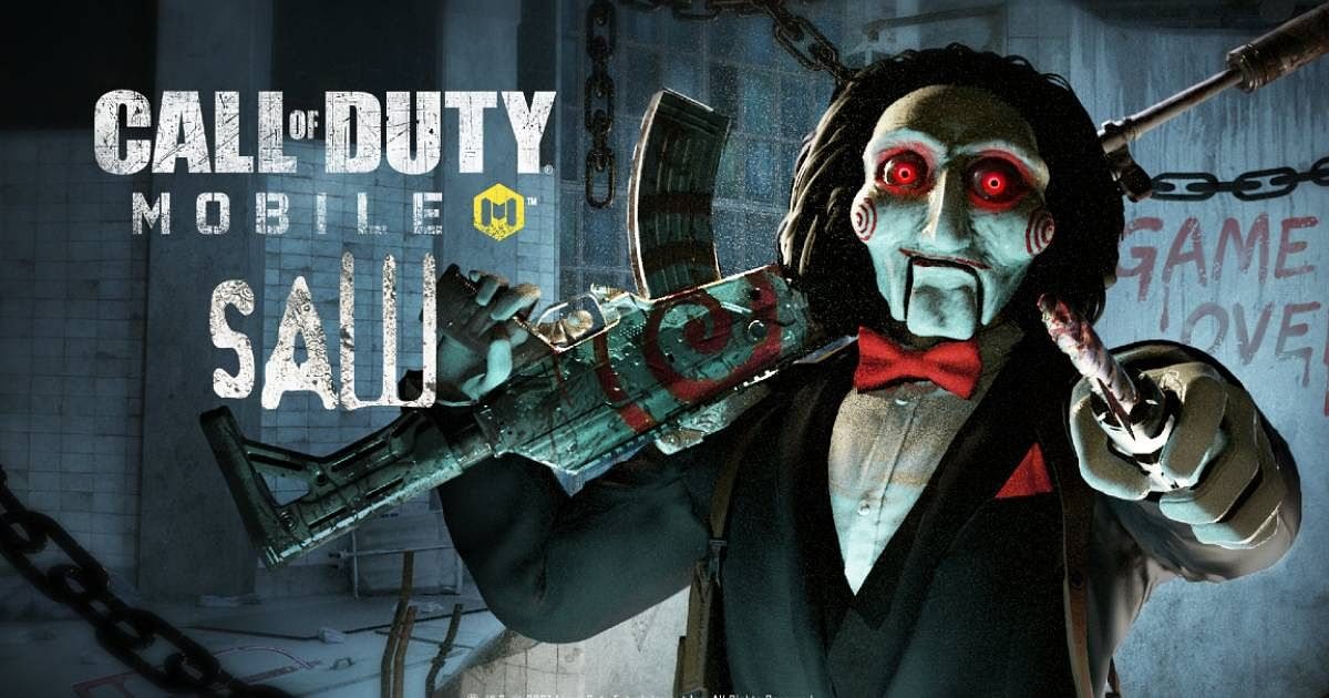 COD Mobile Reveals Colllaboration with the Saw Movie Franchise