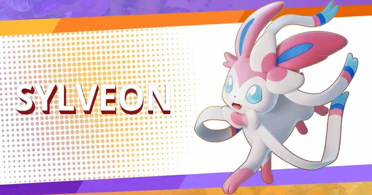 Pokémon UNITE Reveal Sylveon's Arrival in the Game Soon