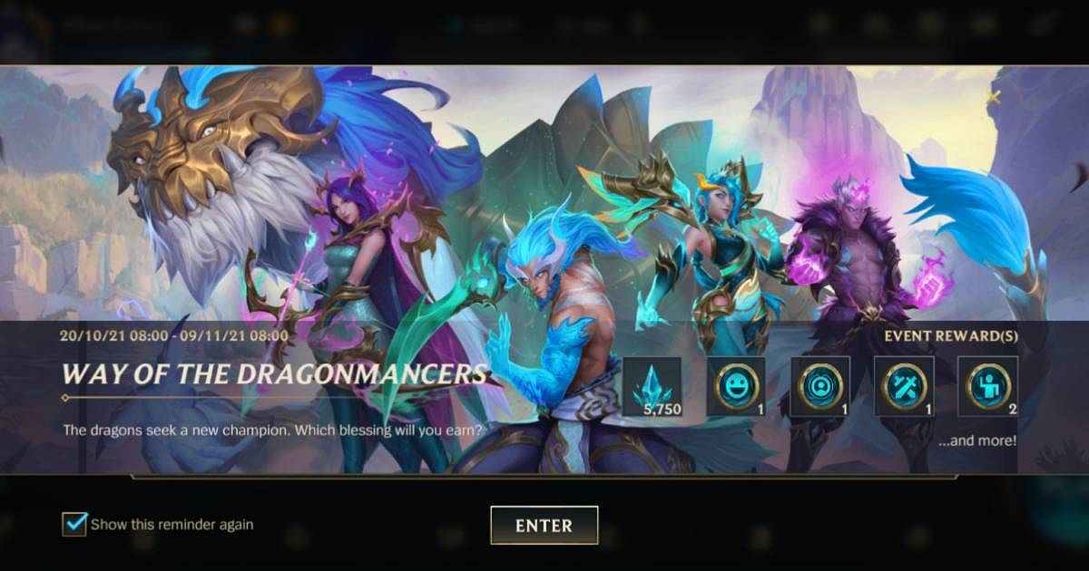 Wild Rift: Way of the Dragonmancers Event is Now Live