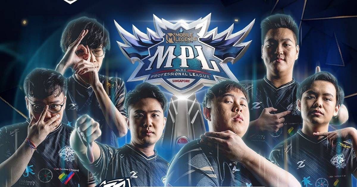 EVOS SG Are the Back-to-Back Champions of MPL SG Season 2