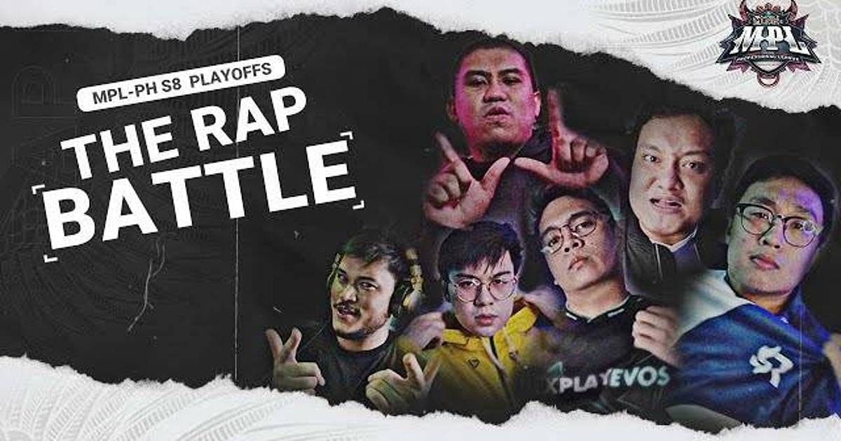 MPL PH Season 8 Casters Lit Up the Playoffs With a Rap Battle