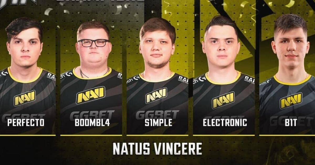 NAVI and Gambit Esports Attain Legends Status At PGL Major Stockholm 2021