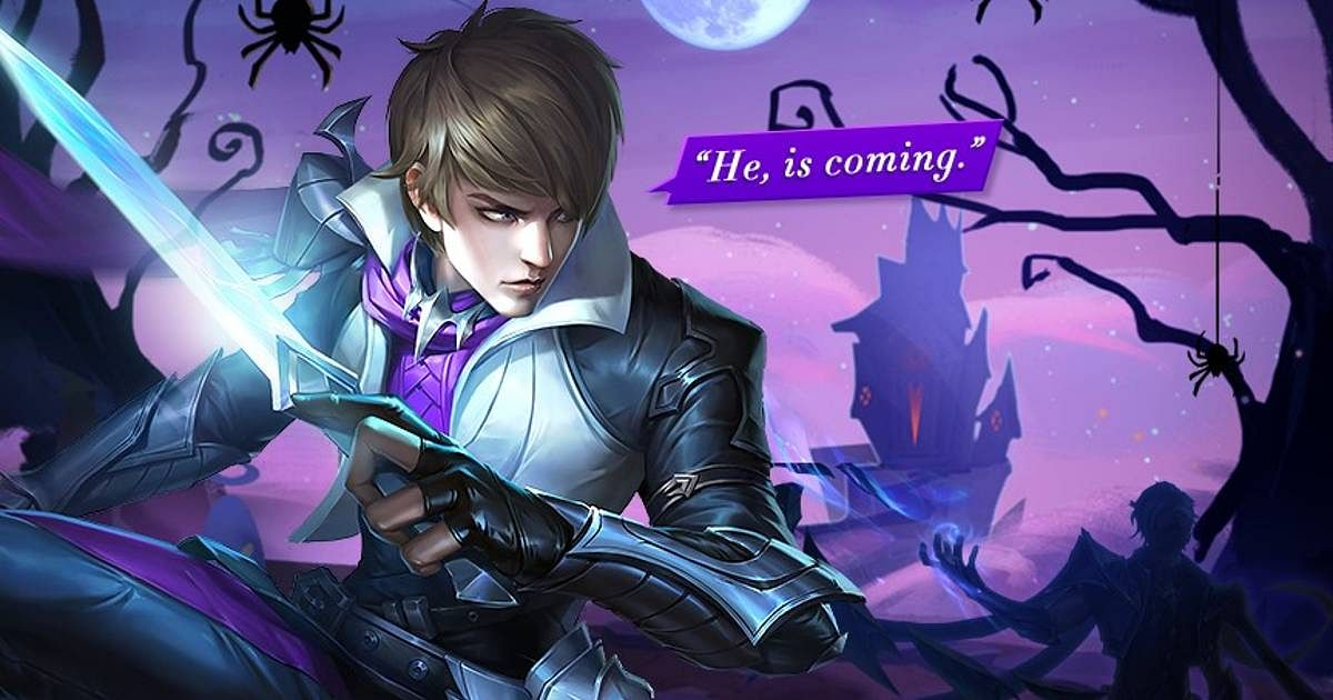 Mobile Legends Trickster's Eve Halloween Event Preview Featuring New Hero Aamon