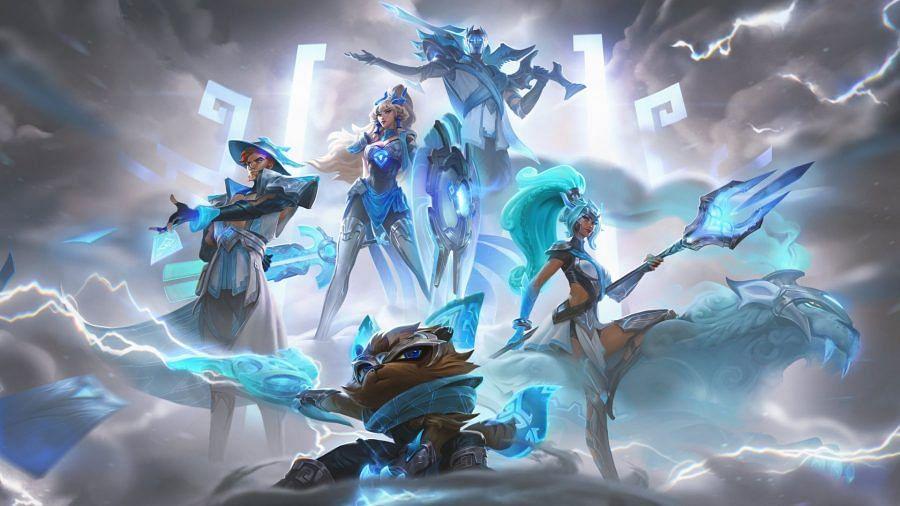 League of Legends Your Shop