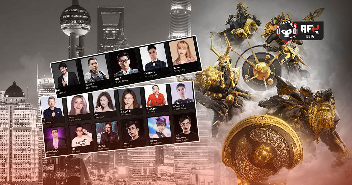 TI10 Chinese Talents to Reportedly Work Remotely From Shanghai