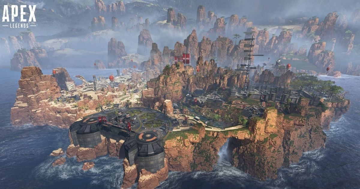 This is the firs timeApex Legends map rotation has included all three maps since Olympus' release.