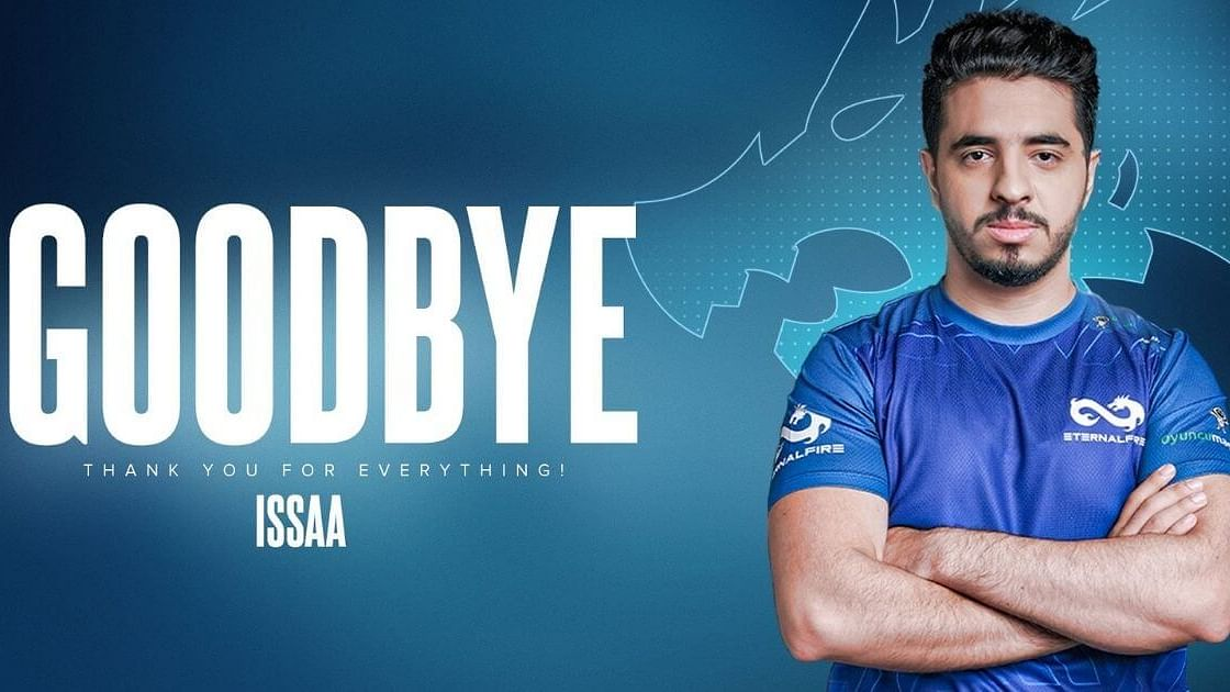 Eternal Fire Part Ways With ISSAA