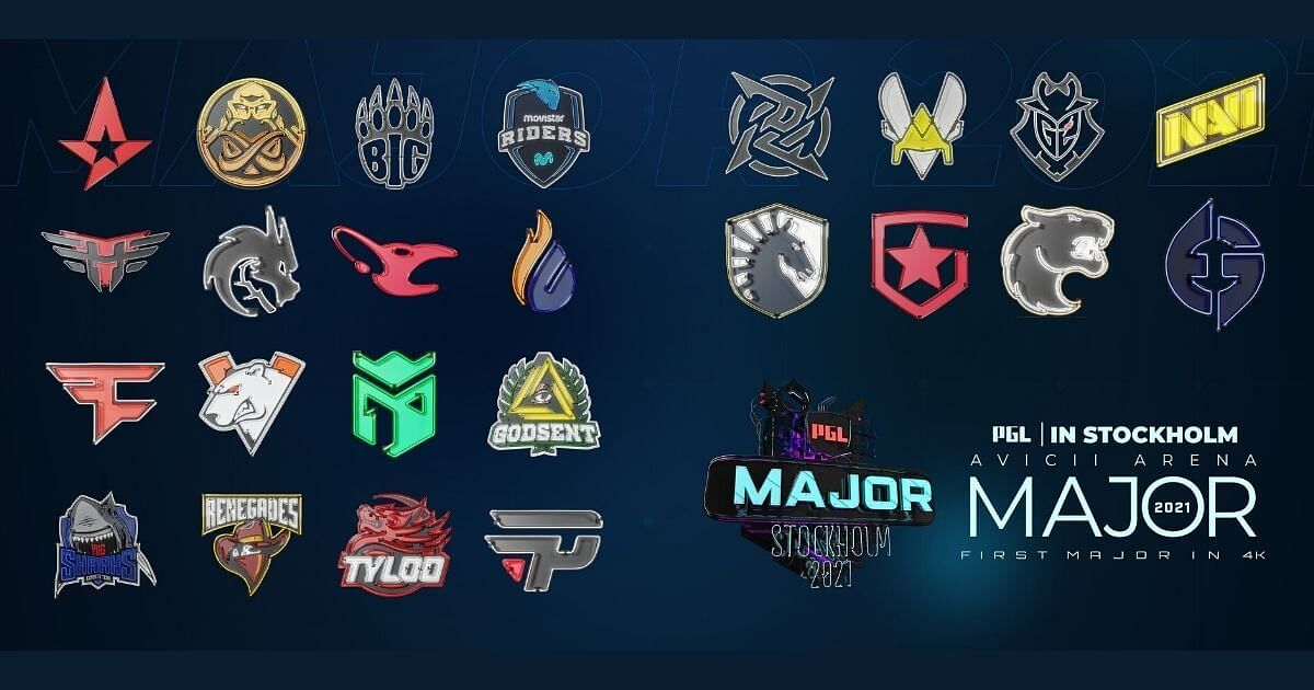 CS:GO Players That Have Participated In Every Major So Far