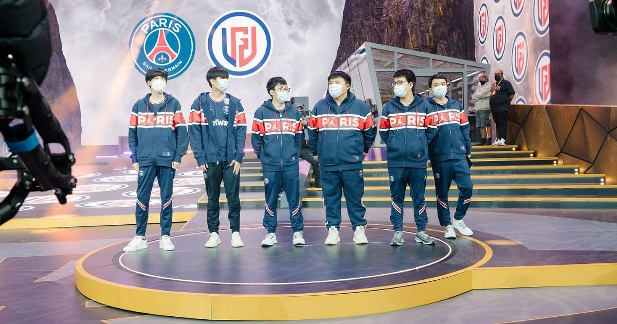 PSG.LGD's roster will stick together for at least one more year