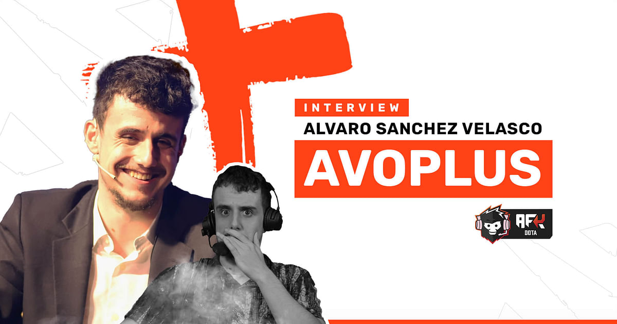 AvoPlus shared his inspiring journey to the biggest stage of Dota 2.