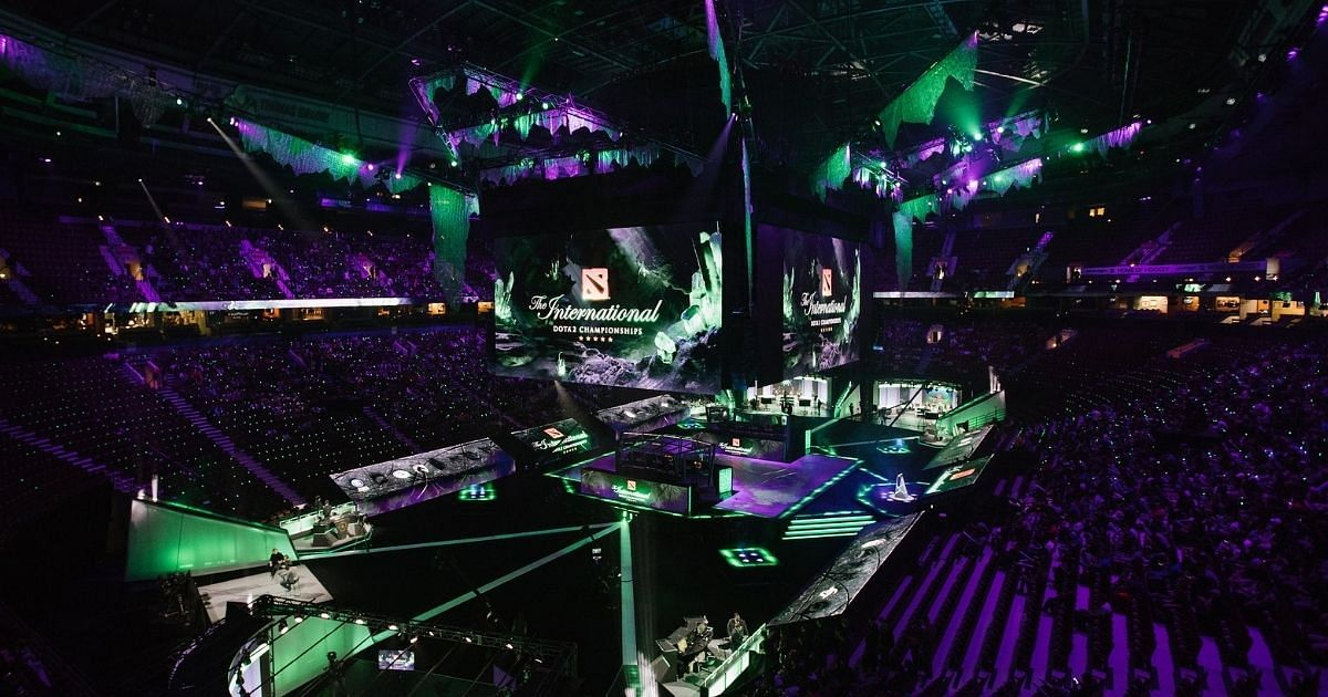 TI10's Main Event will be held from 12th Oct 2021 to 17th Oct 2021