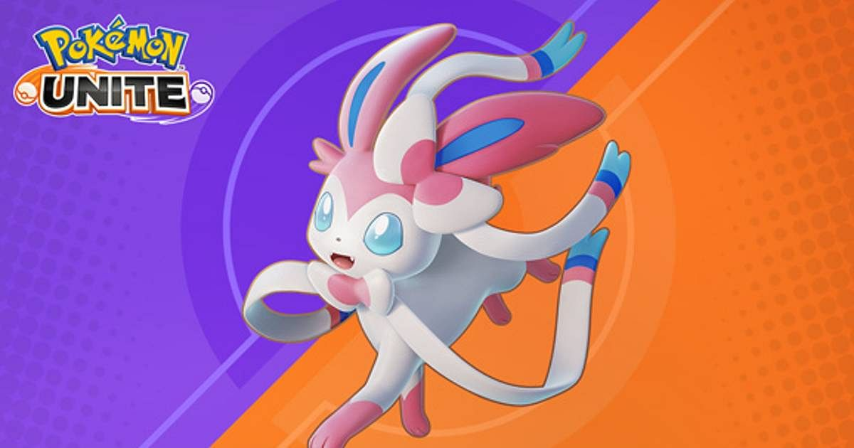 Sylveon Receives Nerf Shortly After Release in Pokémon UNITE