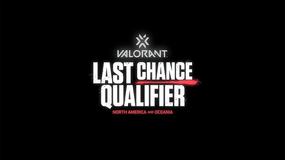 Valorant Champions Tour NA LCQ