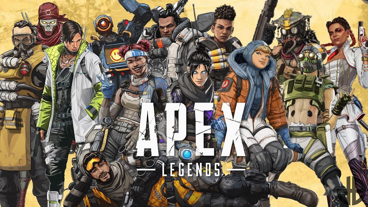 Change Language in Apex Legends