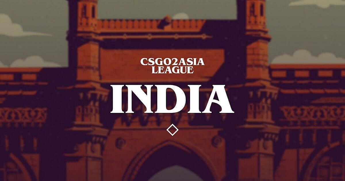 CSGO2ASIA Along With FACEIT Launches CAL India