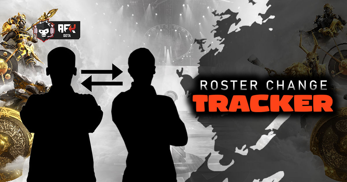 Here is a Dota 2 roster change tracker that will walk you through the post TI10 shuffle season.