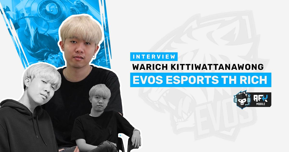 """<div class=""""paragraphs""""><p>Interview with Rich of EVOS Esports TH</p></div>"""