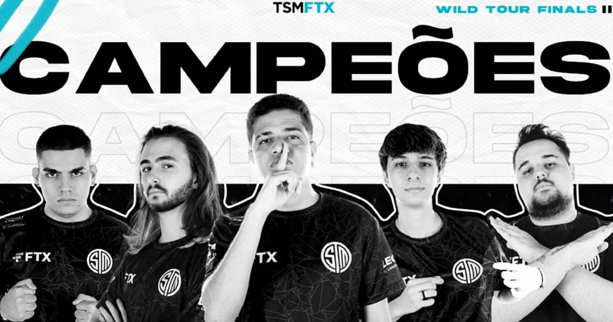 TSM FTX Penalized for Serious Misconduct During Wild Tour 2021 Finals