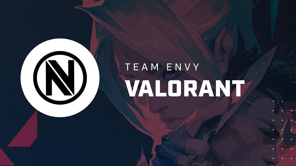 Team Envy Valorant