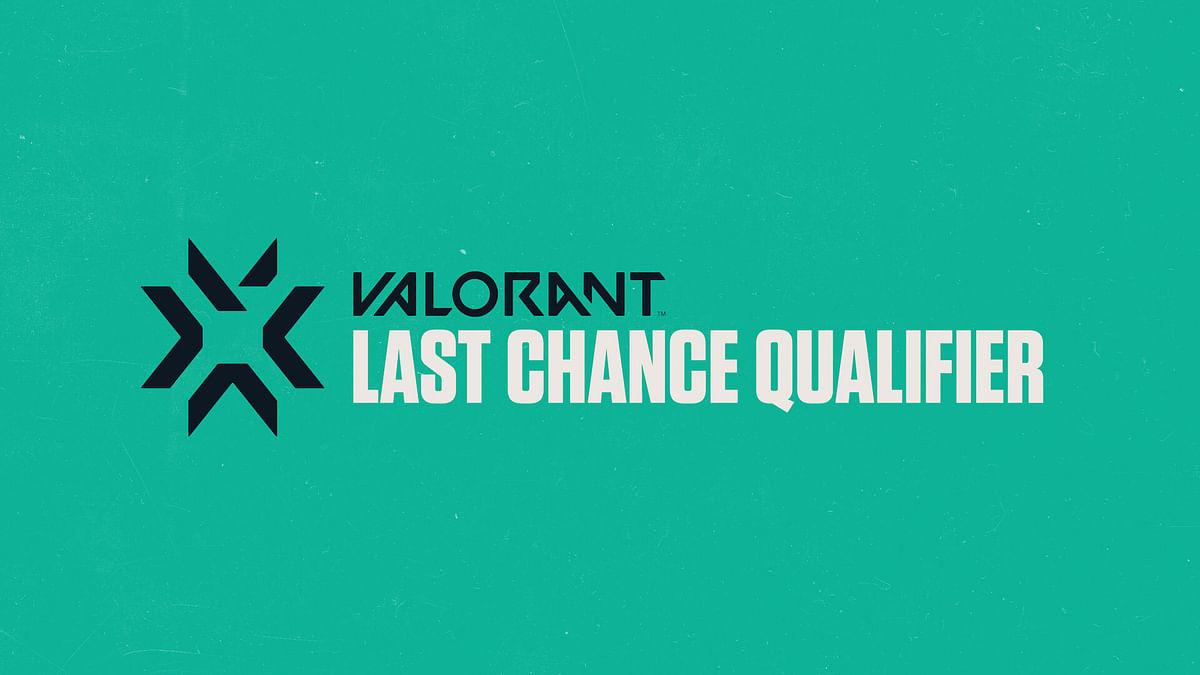 VCT APAC Last Chance Qualifier