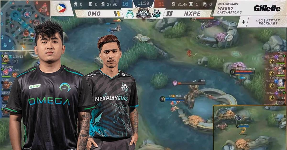 MPL PH Investigates Questionable Matches Between Omega Esports and Nexplay EVOS