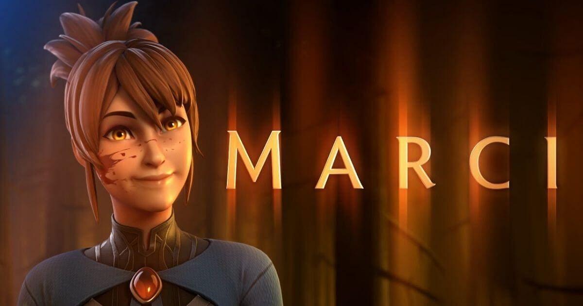 New Dota 2 Hero Marci Revealed at TI10