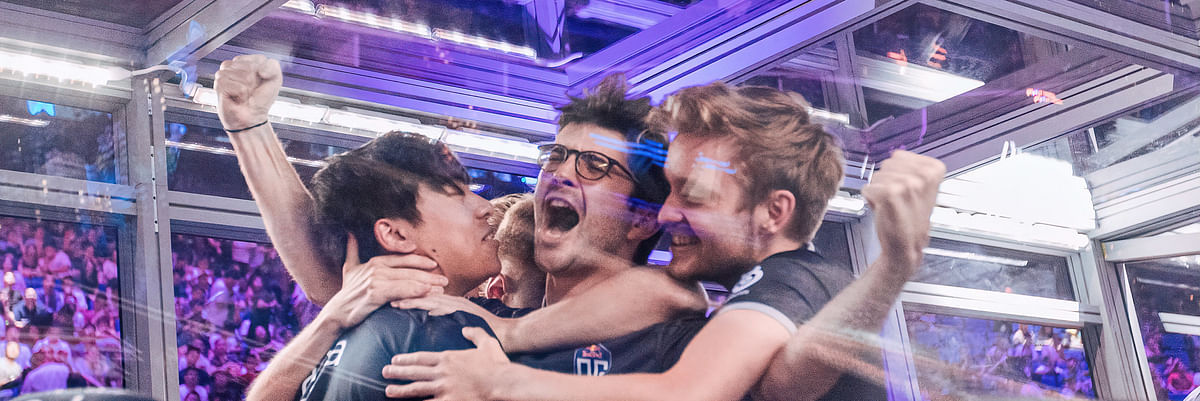 OG make it to their 2nd TI Grand Finals in a row