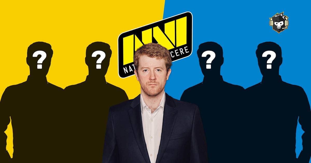 Thorin Calls Out Na'Vi Veterans For Wasting S1mple's Prime