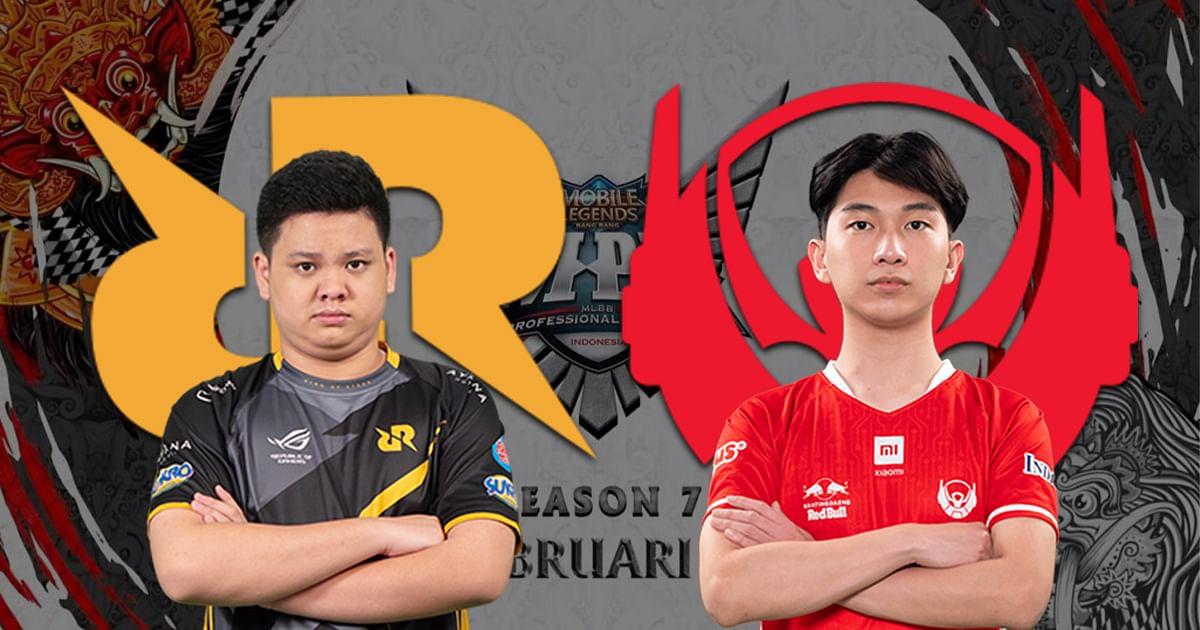 Bigetron Alpha and RRQ Hoshi dominated the MPL ID Season 7, Week 1 - Day 1