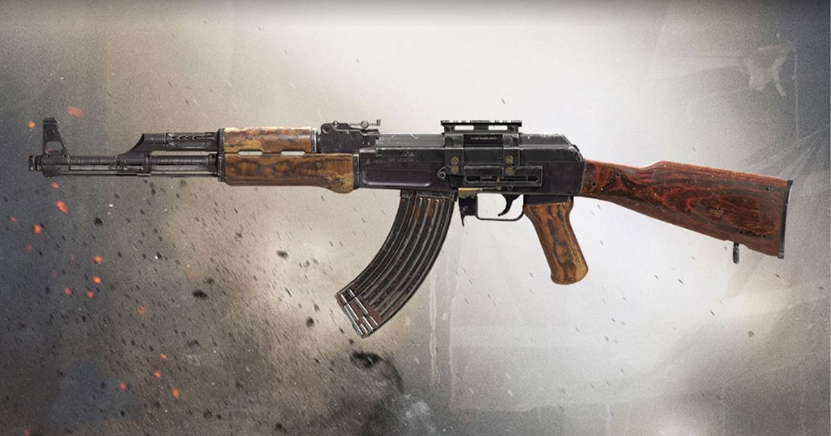 Best Attachments for AK47 in COD Mobile