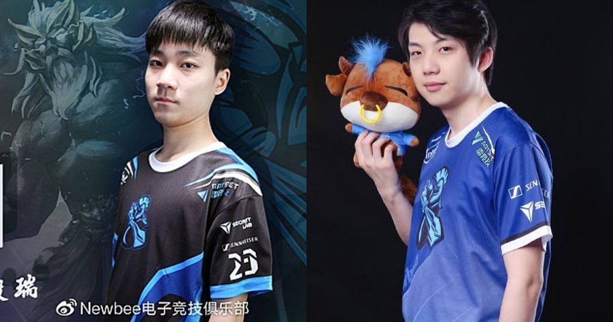 Blacklisted Ex-Newbee Players Officially Added To An Unknown Team