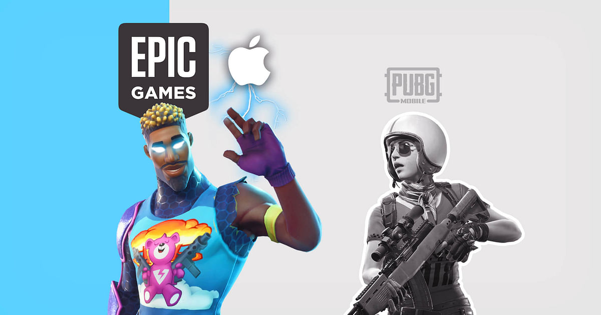 How the Epic Games and Apple Rift Could Affect PUBG Mobile