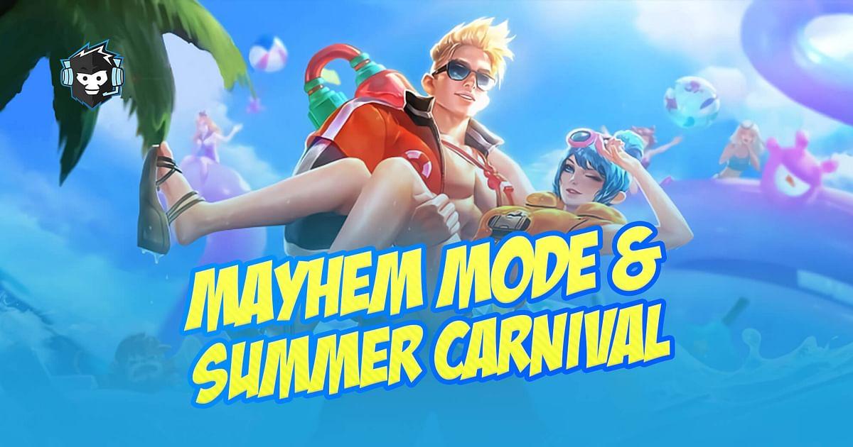 Mayhem Mode Back In Mobile Legends In Summer Carnival Event