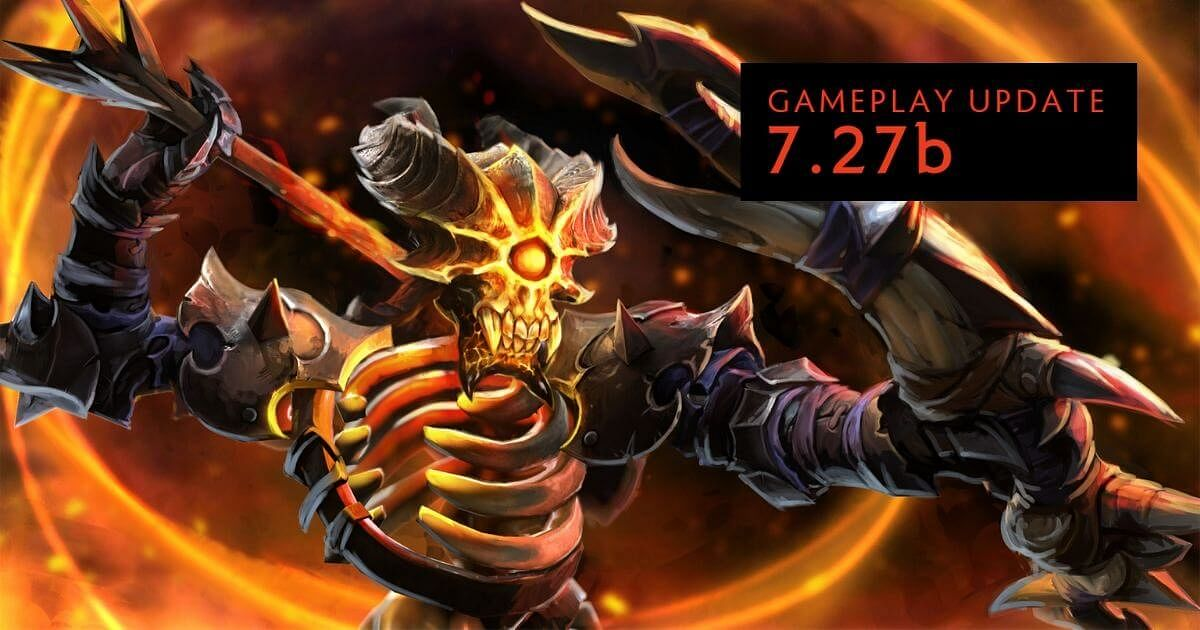 Patch 7.27B With Changes To 100+ Dota 2 Heroes Released