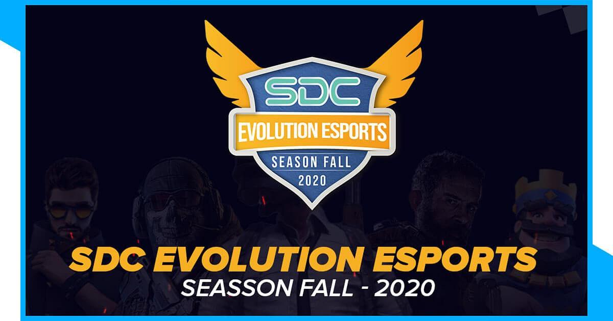 SDC Evolution Esports Season: Fall 2020 Tournament Announced