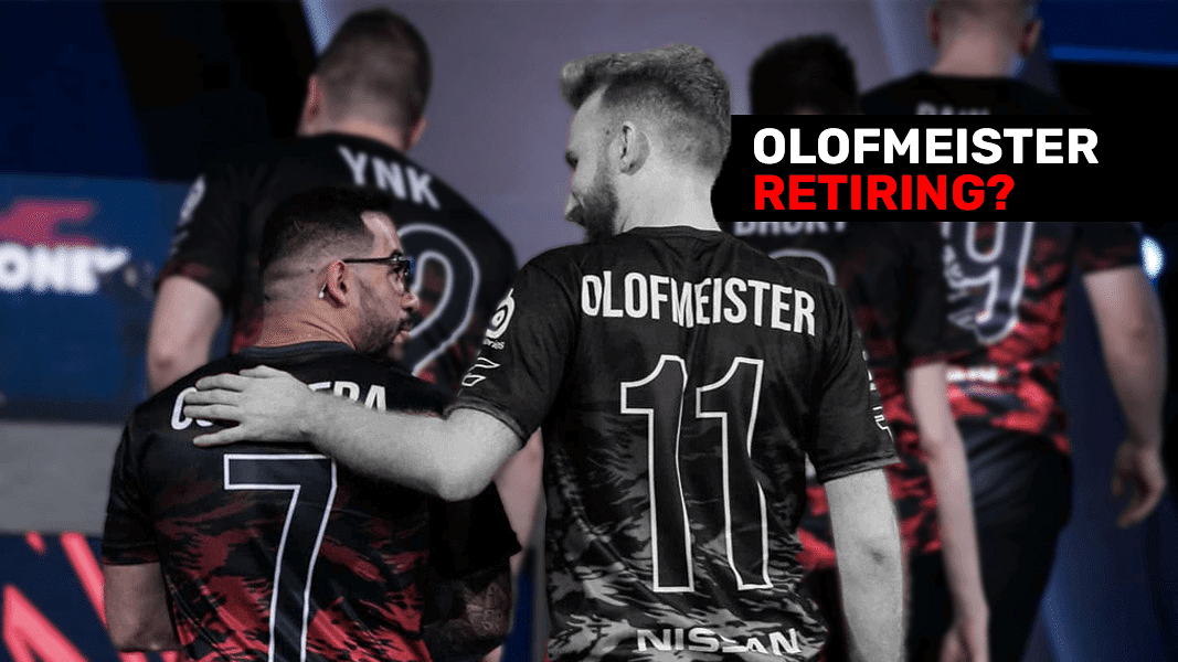 Coldzera Talks About Olofmeister's Retirement From CS:GO