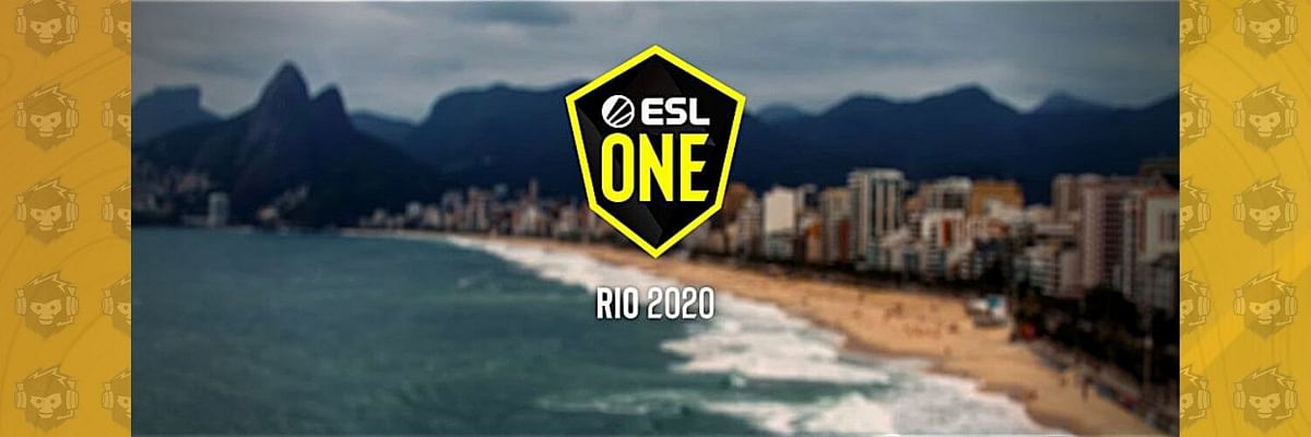 ESL Announces ESL One Rio 2020 Featuring a $1 Million Prize Pool